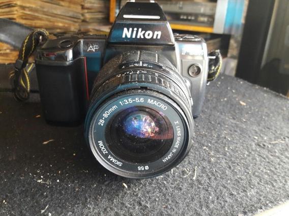 Câmera Nikon Raridade Promoção 620 Reais