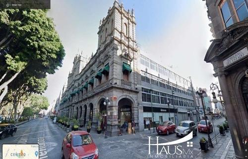 Edificio Venta, Centro Puebla