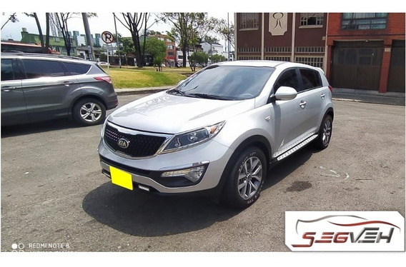 Kia Sportage Revolution Kilometraje Original - Financiacion