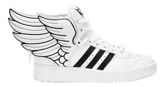 Tênis adidas Wings Jeremy Scott Js Original Exclusivo