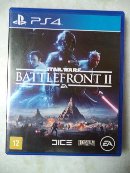 Star Wars Battlefront Ii 2 - Ps4 Mídia Física