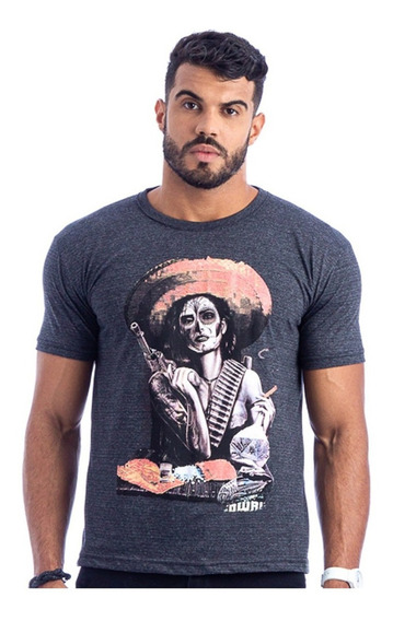 10 Camisas Camisetas Masculinas Baratas Atacado Diversas