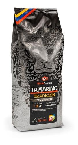 Imagen 1 de 1 de Cafe - Tamarino Silver Tradición