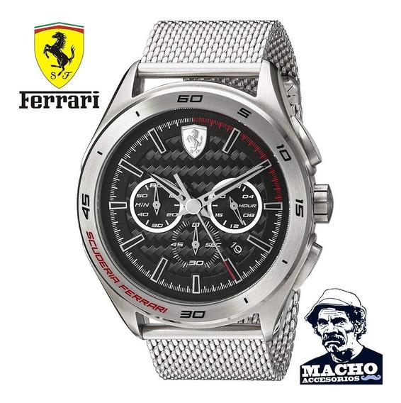 Reloj Ferrari Gran Premio 0830347 En Stock Original Nuevo