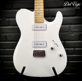 Del Vigo Luthier - Guitarra Modelo Serena Perla P90