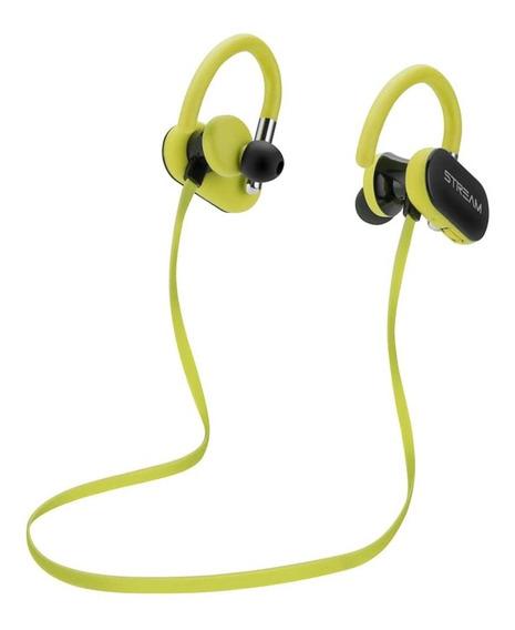 Fone De Ouvido Bluetooth Amarelo C/ Microfone ELG - Epb-dz1y