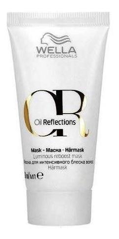 Wella - Oil Reflections - Máscara Para Cabelos - 30ml