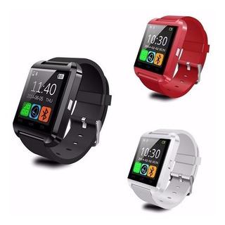 Smart Watch U8 iPhone Y Android Reloj Inteligente