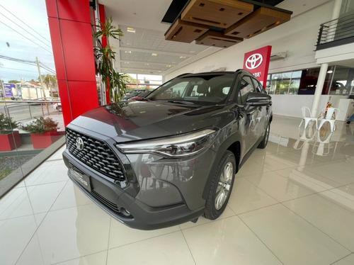 Toyota Corolla Cross Xei Cvt Sarthou Plan