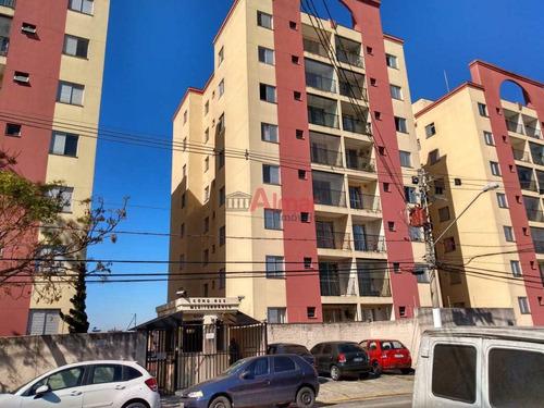 Apto 2 Doms Sala 2 Ambientes Com Sacada Em Itaquera - V8211