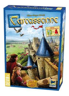 Carcassonne Juego De Mesa En Español - Devir