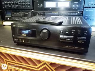 Hermoso Amplificador Jvc Ax-v5 Impecable Con Phono Hbaudio