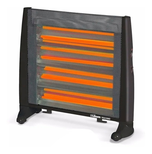 Imagen 1 de 5 de Panel Calefactor Liliana Electrico Infrarrojo Vulcano 2200w