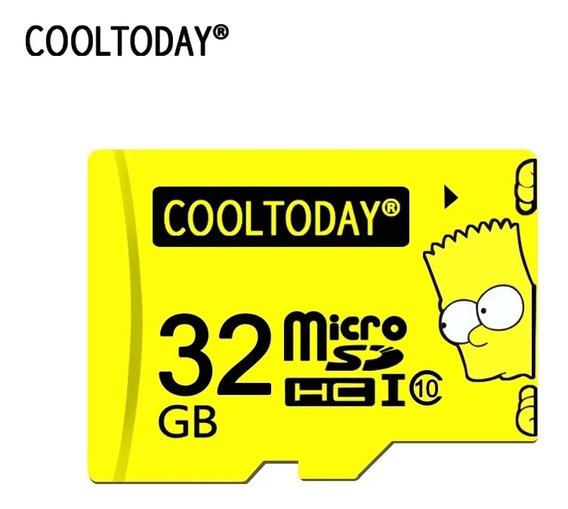 Cartão Micro Sd Gb 32