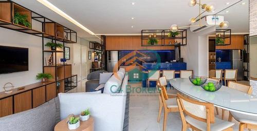 Imagem 1 de 30 de Apartamento À Venda, 89 M² Por R$ 650.000,00 - Vila Augusta - Guarulhos/sp - Ap1925