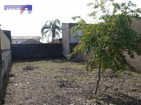 Terreno Residencial À Venda, Vila Caiçara, Praia Grande - Te0001. - Te0001