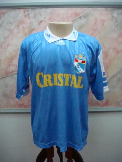 Camisa Futebol Sporting Cristal Peru adidas Jogo Antiga 1954