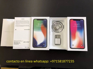 En Venta Apple iPhone X 64gb Liberado