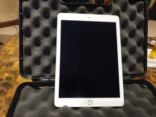 iPad Air 2 128gb + 4g Blanco Seminuevo Ios