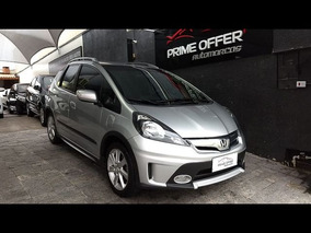Honda Fit 1.5 Twist 16v At 2013