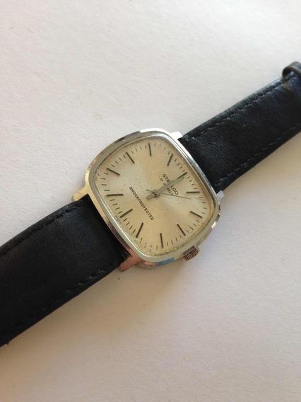 Reloj Steelco De Cuerda Año 60