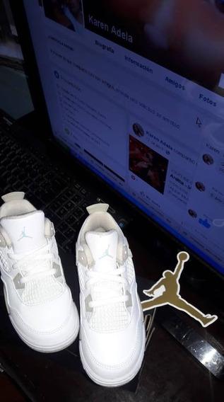 Zapatillas Para Niña Jordan Original
