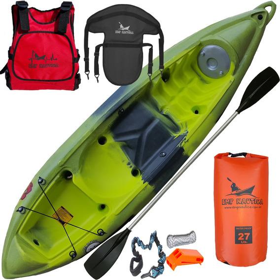 Kayak K1 By Emp Nautica Combo Completo Full