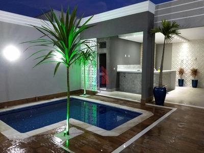 Casa Com 3 Dormitórios À Venda, 175 M² Por R$ 700.000 - Jardim Dona Regina - Santa Bárbara D