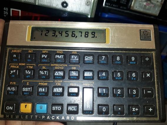 Calculadora Financeira Hp 12c 199,00rs Leia Descrição 199rs
