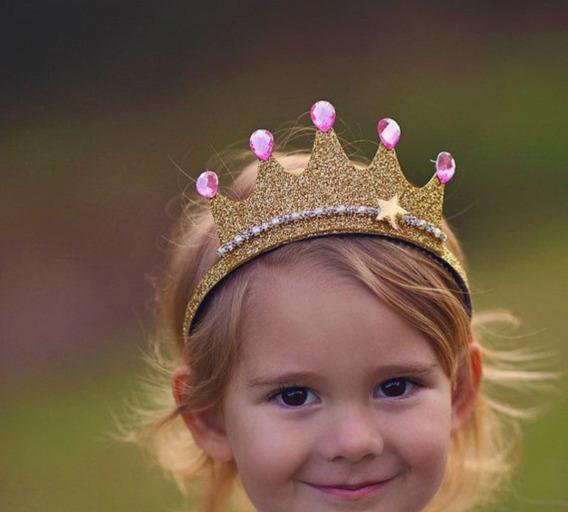Coronas Princess De Foami, Decoracion