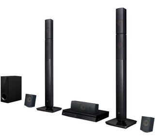 Home Theater Lg Lhb645n 1000w Blu-ray Usb Hdmi Bluetooth