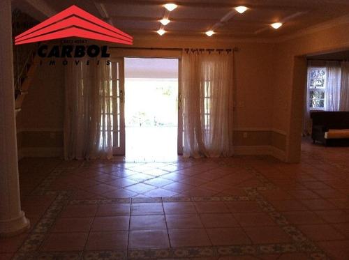 Casa Térrea Alto Padrão Condomínio Fechado - 250204c