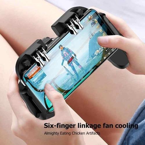 Gamepad H9 Celular Controlador Móvil Joystick Titan Belgrano