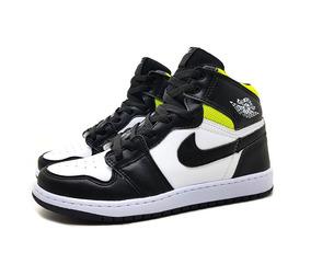 Tênis Masculino Nike Air Jodan 1 Chicago + Frete Gratis