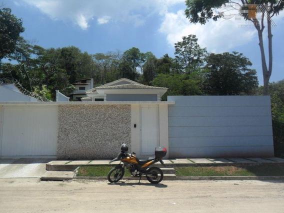 Casa Residencial À Venda, Itaipu, Niterói - Ca0524. - Ca0524