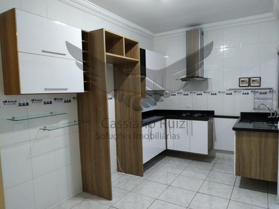 Casa Térrea - 02 Dormitórios - Sala - Cozinha Com Armários - 02 Vagas - Wanel Ville - Sorocaba - Ca00116 - 33974256