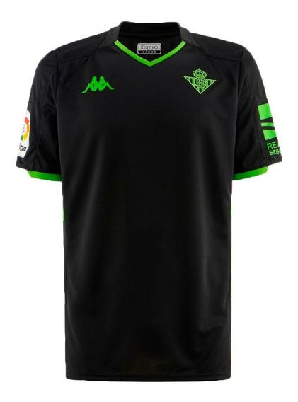Camisa Nova Do Real Betis Masculino Espanha - Mega Oferta