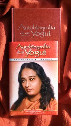Autobiografía De Un Yogui - Tapas Duras (importado)
