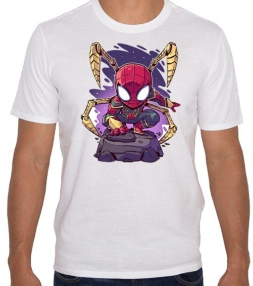 Playera Iron Spider