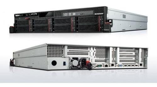 Servidor Lenovo Rd640 6c E5-2630v2 8gb 2x300gb