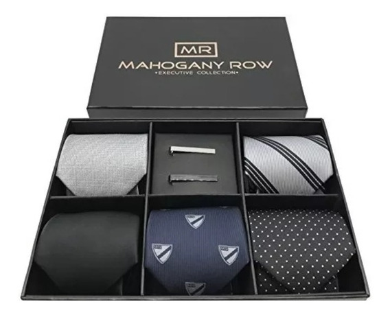 Corbatas Mahogany Row