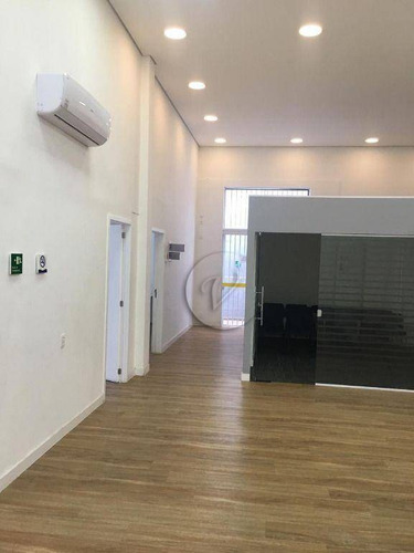 Casa Para Alugar, 280 M² Por R$ 13.000,00/mês - Jardim - Santo André/sp - Ca3129