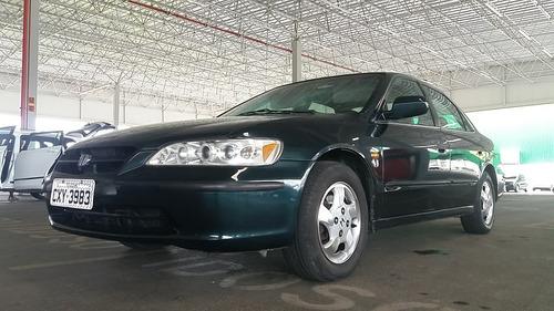 Honda Accord 1999 2.3 Exr 4p