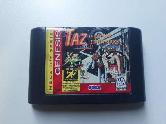 Taz Para Mega Drive E Geneis
