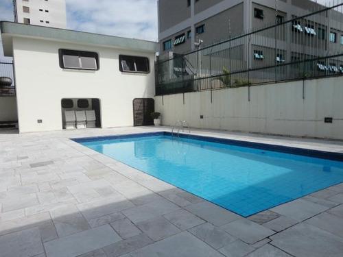 Imagem 1 de 23 de Apartamento  Residencial À Venda, Moóca, São Paulo. - Ap0049