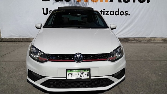 Volkswagen Polo Gti 1.8 Tsi At 2017