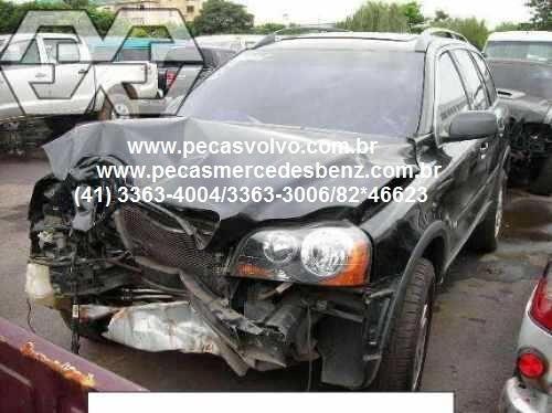 Volvo Xc90 Batida Para Tirar Peças / Motor / Cambio