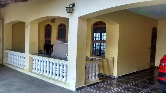 Casa Jardim Novo Mundo Iii, Valinhos. - Ca0593