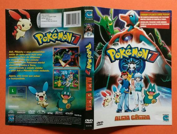 Dvd Pokémon 7 - Alma Gêmea