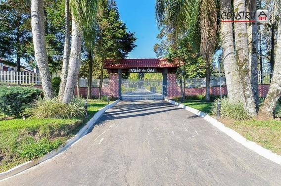 Excelente Casa De Campo Com 5 Dormitórios À Venda, 25000 M² Por R$ 4.800.000 - Jardim Samambaia - Campo Magro/pr - Ch0005